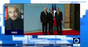 Gearoid O Colmain on the Israeli-Palestinian peace talks in Paris