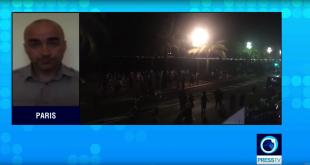 Gearóid Ó Colmáin on the Nice attack on Press TV